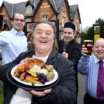 Carvery returns to flagship brewery pub