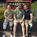Wounded heroes create new beer with Marston's to raise money for injured Servicemen
