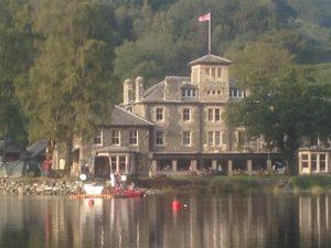 Loch earn boats