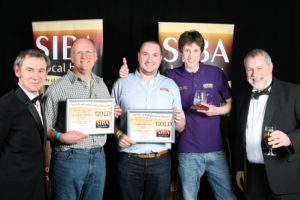 SIBA BeerX 2015 Supreme Champions