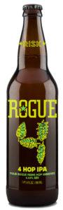 Rogue 4 Hop (Oregon)-4.5% ABV 55 IBU