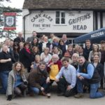 SURPRISE SEND-OFF FOR KENT PUB LICENSEE RETIRING AFTER 30 YEARS
