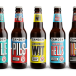 Refreshing new look for Camden Town Brewery