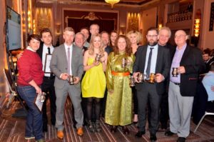 Winners of the Guild of Beer Writers Awards 2015