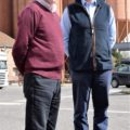 Baton handed on – 64 billion pints worth of malt later