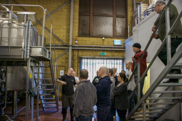 Surrey Hills Brewery Tours