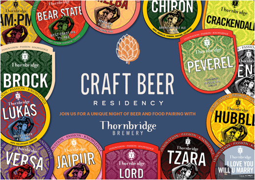 craft beer guild invitation craft residency launch 17 january the 1413