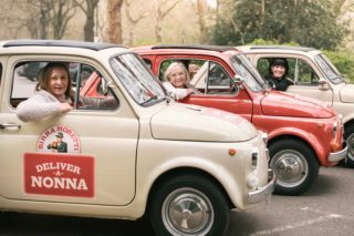 Birra Moretti launches 'Deliver-A-Nonna'