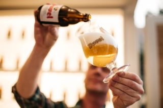 Duvel at Imbibe Live