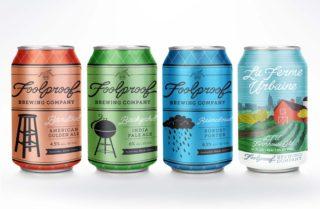 Foolprood UK beer range