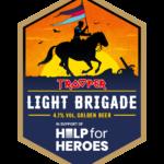 Robinsons Brewery Light Brigade Pump Clip
