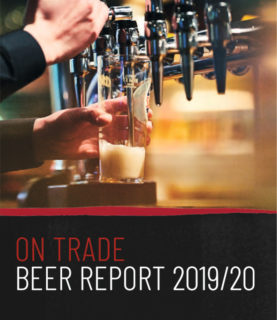 Marston's On Trade Beer Report