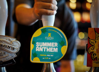 St Austell Summer Anthem Tropical Pale Ale