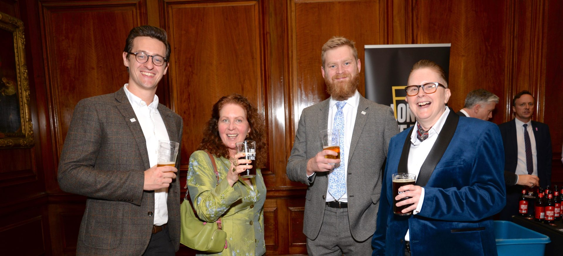 The British Guild of Beer Writers header image